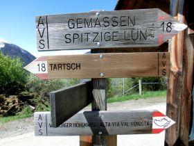 Zahlreiche Wandermöglichkeiten direkt vom Lechtlhof aus
