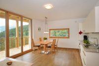 Küche Ferienwohnung Malettes - Lechtlhof