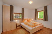 Schlafzimmer 1 Ferienwohnung Malettes - Lechtlhof