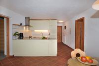 Cucina dell`appartamento Plattei